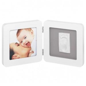 Рамочка Baby Art Print Frame White & Grey (34120050) в интернет-магазине babypremium.com.ua