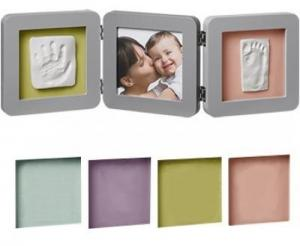 Рамочка Baby Art Double Prine Frame Grey (34120139) 4 цвета в интернет-магазине babypremium.com.ua