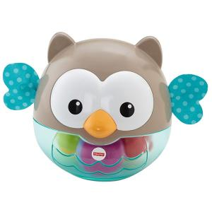 Fisher-Price Сова с шариками CDN46 в интернет-магазине babypremium.com.ua