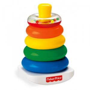 Fisher-Price Пирамидка 71050 (075380010505 ) в интернет-магазине babypremium.com.ua