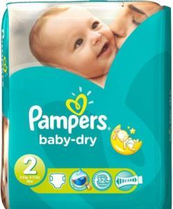 Подгузники Pampers New Baby Mini 2 (3-6кг.)144 шт. (Европейское качество) ff5b3ab5dc5