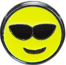 Tinto Аксессуар для сумки AC2227.1 Emoji sunglasses (73204990090) 92d38c3ca7522