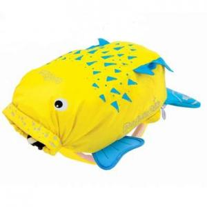 Trunki Рюкзак PaddlePak Blow Fish - Spike (рыбка Спайк) 0111-GB01-NP (5055192201112) в интернет-магазине babypremium.com.ua