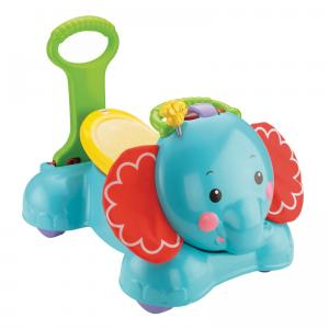 Fisher-Price Ходунки-слоник 3 в 1