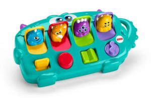 Fisher Price Пианино Монстрик (DYM89) в интернет-магазине babypremium.com.ua