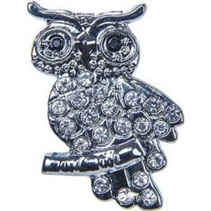 Tinto Аксессуар для сумки AC2240.1 Silver owl (73204990103) e8c86c46def67