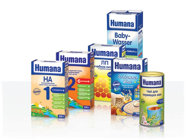 детские молочные смеси купить